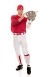 Baseball Player Royalty Free Stock Image
