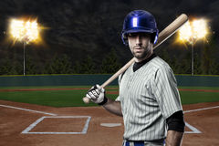 Baseball Player Royalty Free Stock Image