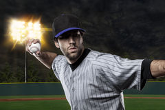 Baseball Player Royalty Free Stock Photography