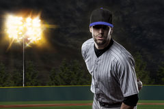 Baseball Player Royalty Free Stock Photos