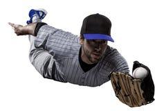 Baseball Player Royalty Free Stock Photography