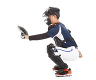 Free Baseball Player, Catcher, Ready To Catch A Ball Royalty Free Stock Photography - 36612567