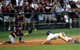 Baseball Player on Field Photo Stock Photography