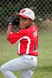 Baseball Player, Red, Team Sport, Baseball Positions Stock Photos