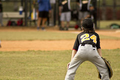 Baseball Players Royalty Free Stock Photography