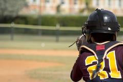 Baseball Players Stock Photography