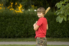 Baseball practice Royalty Free Stock Photos