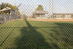 Baseball practice field Royalty Free Stock Photography