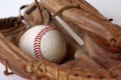 baseball rękawiczka Fotografia Royalty Free