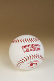 Baseball. Rawlings Official League Baseball Over Gradient Background (with clipping path Royalty Free Stock Image