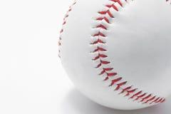 Baseball - Red Stitching Stock Photo