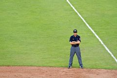 Baseball referee Stock Photos