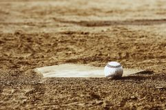 Baseball scene Stock Photography