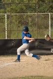 Baseball-Schlag Stockbild