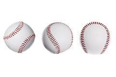 Baseball sides. Isolated on white background stock image