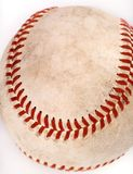 Baseball sporco Fotografie Stock