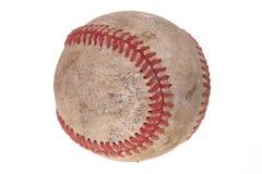 Baseball sporco Fotografia Stock