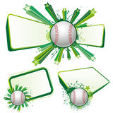 Baseball sport Stock Photo