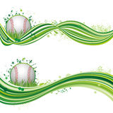 Baseball sport Stock Images