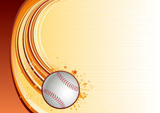 Baseball sport background Royalty Free Stock Photos