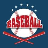 Baseball sport design Royalty Free Stock Photos