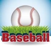 Baseball sport design Stock Photos