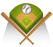 Baseball sport design Royalty Free Stock Photography