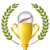 Baseball sport design Royalty Free Stock Image