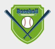 Baseball sport design Royalty Free Stock Photography