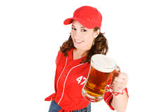Baseball: Royalty Free Stock Photos