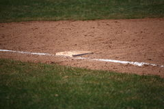 Baseball - 1st Base Stock Photography