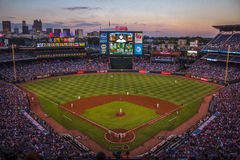 Baseball Stadium Royalty Free Stock Images