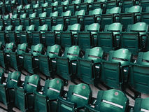 Baseball Stadium Seats Stock Photography