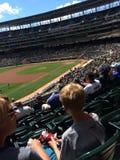 Baseball stadium Stock Photography