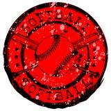 Baseball stamp Stock Photos