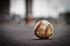 baseball stary Obrazy Royalty Free