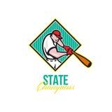 Baseball State Champions Royalty Free Stock Photo