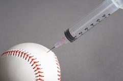 Baseball Steroids Royalty Free Stock Photography