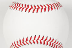 Baseball Stitching Frame Stock Photo