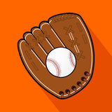 Baseball symbol Stock Photo