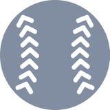 Baseball Symbol Royalty Free Stock Photo