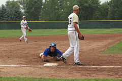 baseball szkoła średnia Zdjęcie Stock