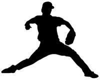 Baseball sztuka zdjęcia stock