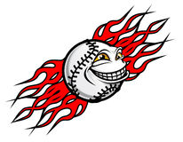 Baseball tattoo Stock Images