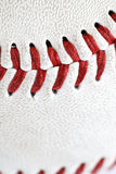 Baseball texture Stock Images