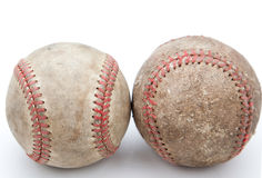 Baseballs Stock Photography