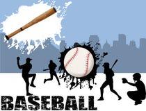 baseball ulica Zdjęcie Royalty Free