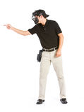 Baseball: Umpire Calls a Strike Stock Photos