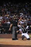 Baseball Umpire royalty free stock images