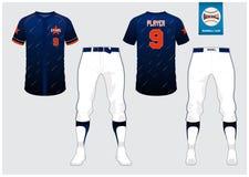 Baseball Uniform Sport Jersey T Shirt Short Sock Template